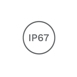 IP67 Rated